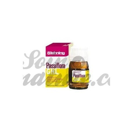 PASSIFLORA GHL SOLUTION BUVABLE 30ML