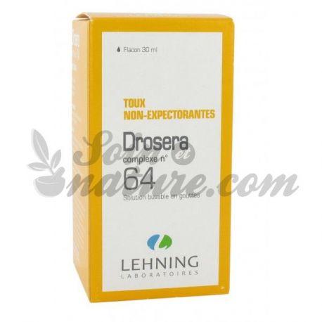 LEHNING COMPLEXE 64 DROSERA 30ML