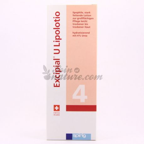EXCIPIAL U lipolotion lait flacon 200 mL