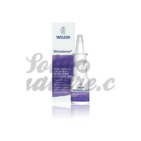 RHINODORON SOLUTION HYGIENE NASALE PULVERISATEUR 20ML WELEDA