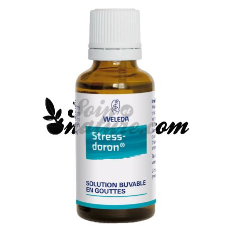 STRESSDORON SOLUTION BUVABLE 30ML WELEDA