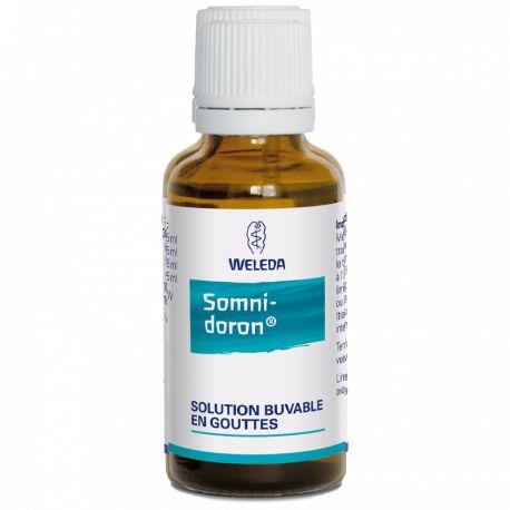 SOMNIDORON ORAL 30ML botella de solución
