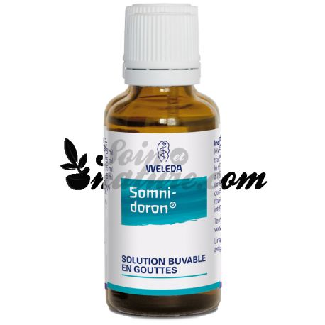 SOMNIDORON ORAL Lösungsflasche 30ML