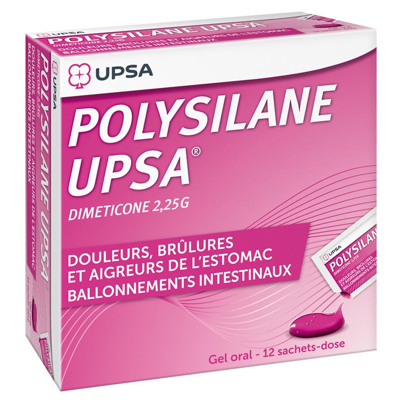 gel de polysilane