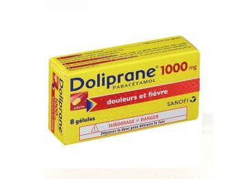شراء الدواء Doliprane 1000 ملغ 8 كبسولات سانوفي أفنتيس