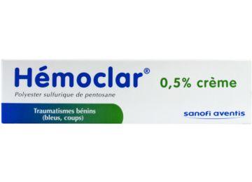 HEMOCLAR 0 5% CR 30G TUBE
