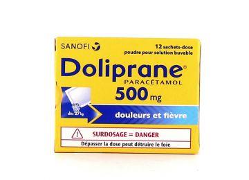 doliprane 1000 mg инструкция на русском