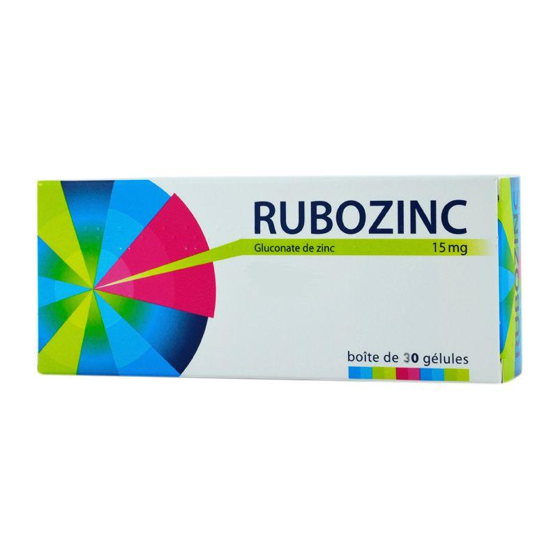 Rubozinc инструкция