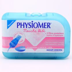 MOUCHE-BB PHYSIOMER + 5FILTRES