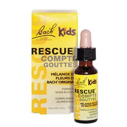 RESCUE Kids Flacon 10 ml Fleurs de Bach ORIGINAL
