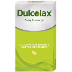 DULCOLAX 5MG COMPRIMES 30