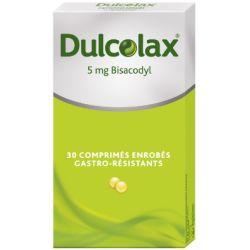 DULCOLAX 5MG COMPRIMES 30