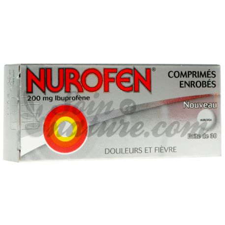NUROFEN 200MG COMPRIMES 30