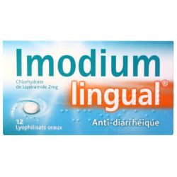 IMODIUMLINGUAL 2MG LYOC 12