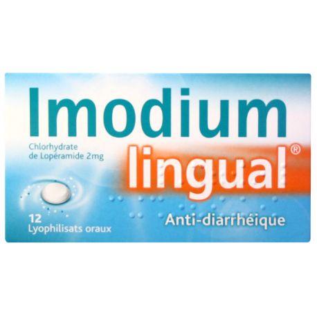 IMODIUMLINGUAL 2MG LYOC 12