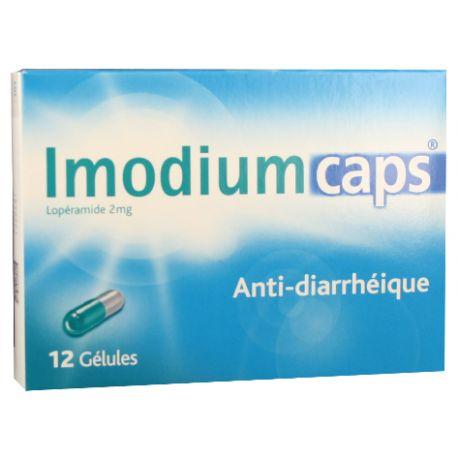 IMODIUMCAPS 2MG GELULES 12