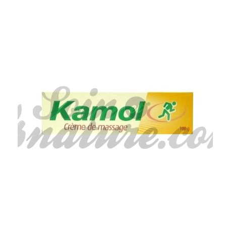 KAMOL CREME MASSAGE TUBE 100G