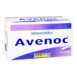 AVENOC SUPPOSITOIRE BT10 HOMEOPATHIE BOIRON CRISE HEMORROIDE