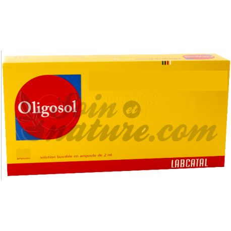 OLIGOSOL MN-CO AMP 2ML AMPOULES 28