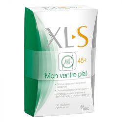 XLS MON VENTRE PLAT 45+ 30 GELULES MINCEUR