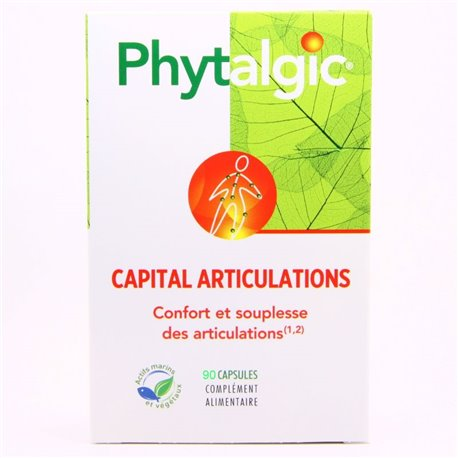 PHYTHEA PHYTALGIC ARTICULATION 90 CAPSULES