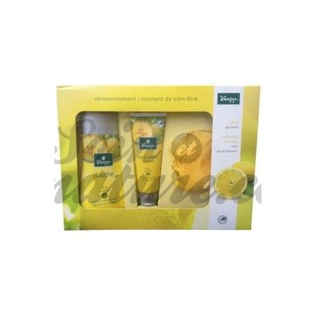 Kneipp REGALO momento wellness Citrus