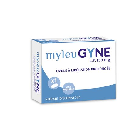 MYLEUGYN LP 150MG 1 OVULE Mycoses vaginales