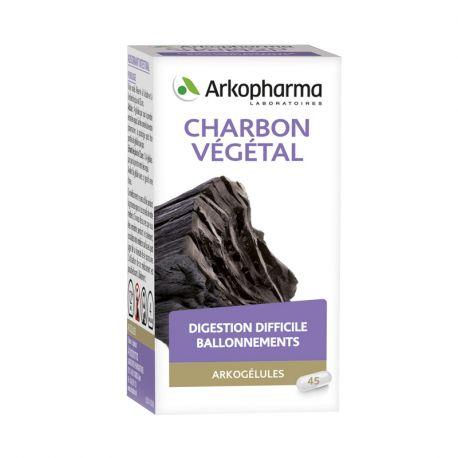 ARKOGELULES CHARBON VEGETAL 150 GELULES ARKOPHARMA