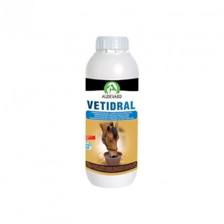 AUDEVARD VETIDRAL SOLUTION BUVABLE FLACON 1 L