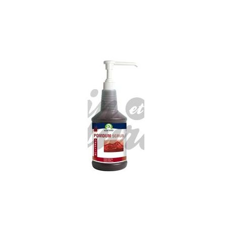 AUDEVARD POVIDUM SCRUB SOLUTION EXTERNE FLACON 750ML