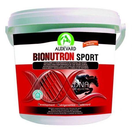 Audevard BIONUTRON SPORT EMMER VAN pellets voor PAARDEN 1,5 KG