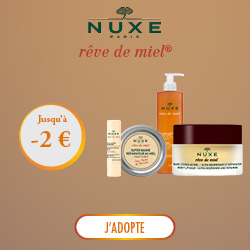 Promotion Nuxe