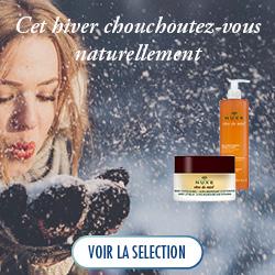 Sélection de produits pour l'hiver