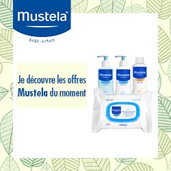 Offre Mustela