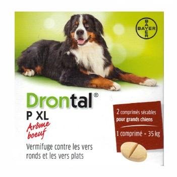 Drontal P XL