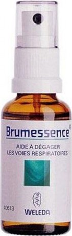 Weleda Brumessence Spray 30ml bottle