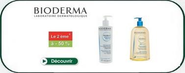 Promotion Bioderma Atoderm