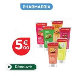 gels douche pharmaprix