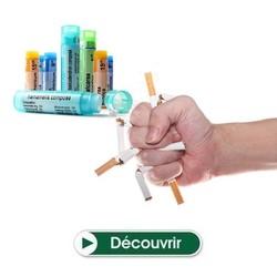 homéopathie anti tabac