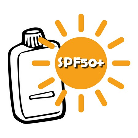 Muito High Protection SPF50 +