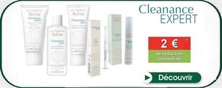 Promotion Clenance Expert Avene