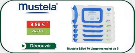 Mustela Baby Wipes baratos