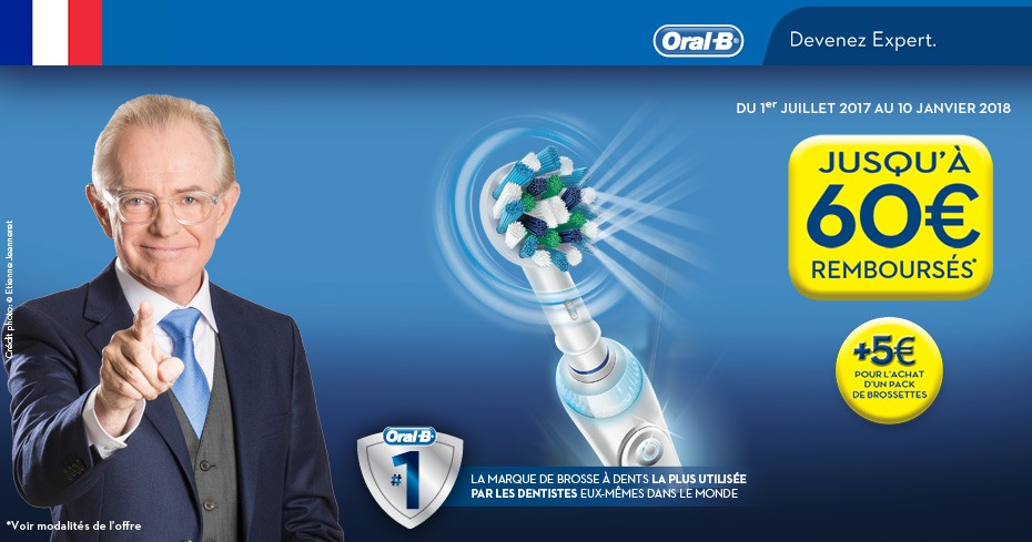 Promotion Oral B