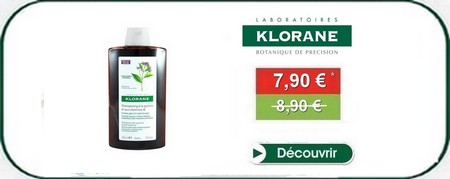 KLORANE SHAMPOO IN PROMOTION