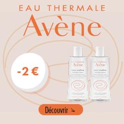 Promotion Avène