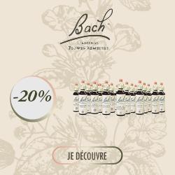 Promotion Fleurs de Bach