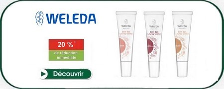 Weleda Tinted Lip Care