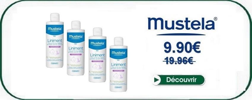 linimznt promoción Mustela