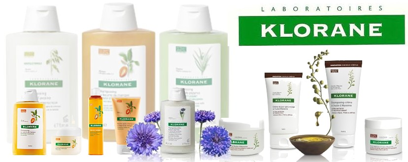 Klorane products cheap