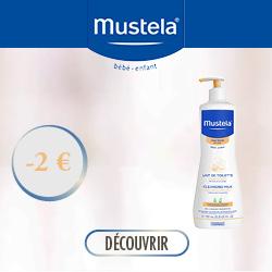 Promotion Mustela